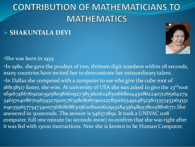 contribution of india in mathematics The fibonacci numbers and their sequence first appear in indian mathematics as  back to the 12th century ad and is an important contribution of india to the world .