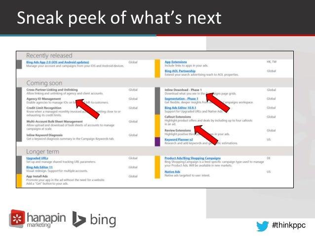 #thinkppc Sneak peek of what's next