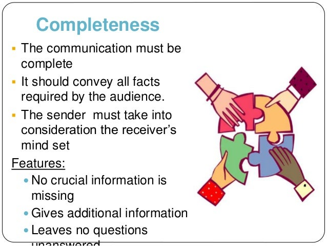 7 cs of communication This foundation-level course is the starting point for your communication server 1000 (cs 1000) 75 training through presentations and interactive.