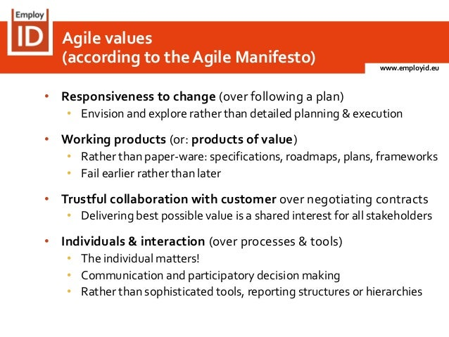"agile project management research paper I would like to see someone research actual goals and motivations behind  choosing ""agile"" styles of project management i'm less interested in what people  are."