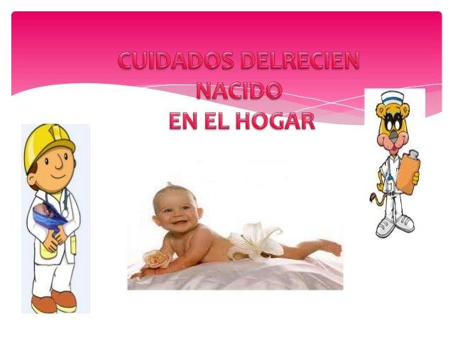 7 cuidado en el recien nacido en el hogar - Cuidados paliativos en casa ...
