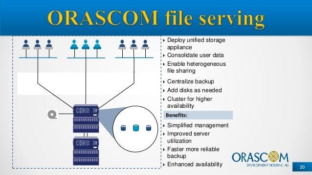 Orascom-tehnical study final