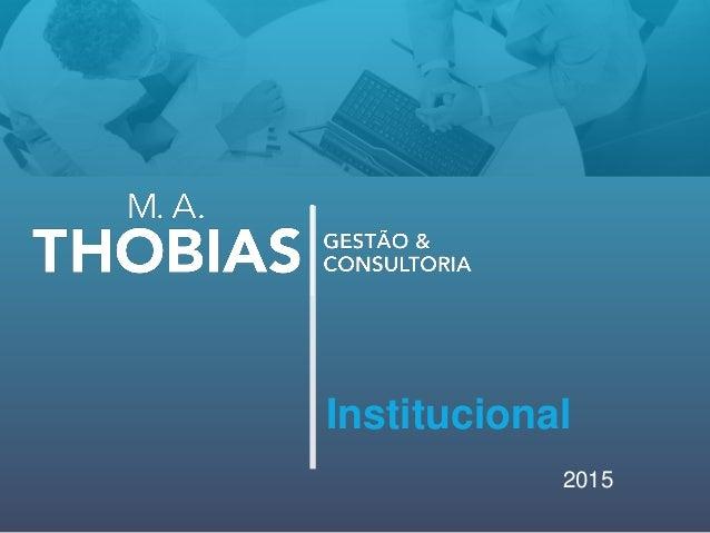 Institucional 2015