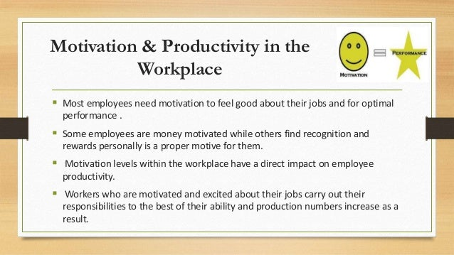 Is money an effective motivator at work
