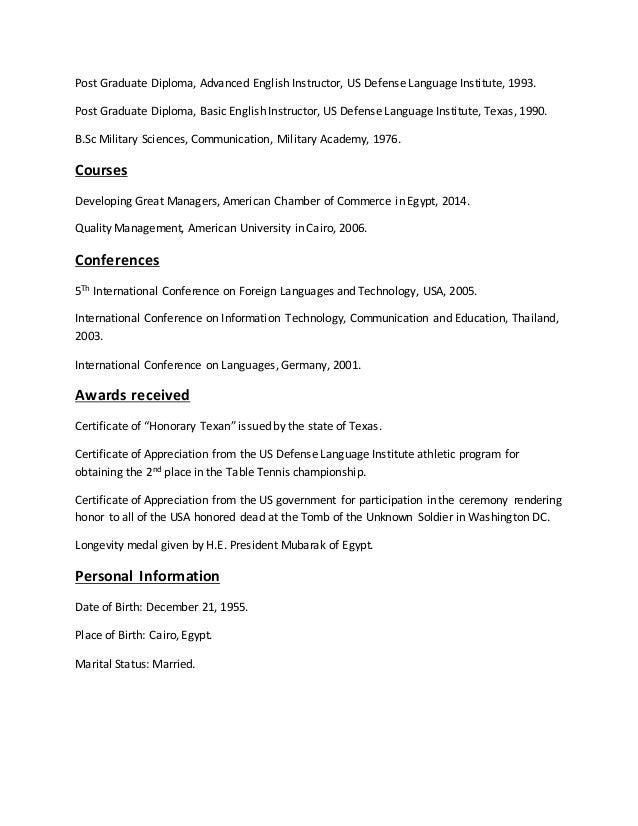 Graduate Certificate On Resume Forteforic