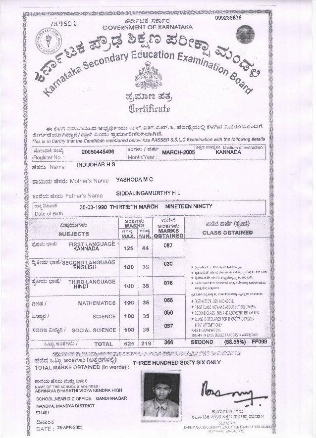 My edu & Exp documents
