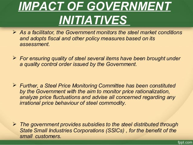 iron and steel industry in india Subject matter of iron and steel industry 2 development of iron and steel  industry in india 3 problems 4 suggestions 5 liberalisation of steel policy  contents.