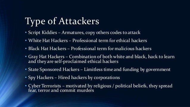 us government hired hackers to test systems vulnerability They will use the same methods as a malicious hacker to test a security system united states government vulnerabilities ethical hacking is.