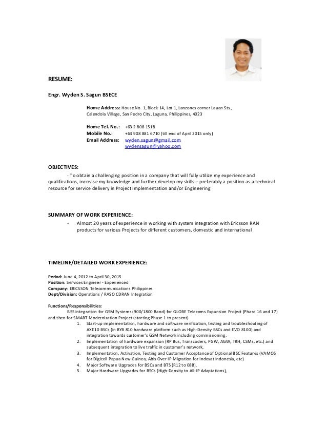 Application Letter Sample For Call Center Agent Without Experience