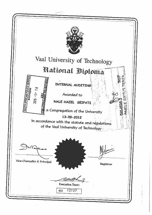Hazel Nale's documents