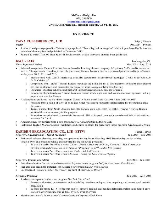 Resume For PR - Best of promotional model resume scheme