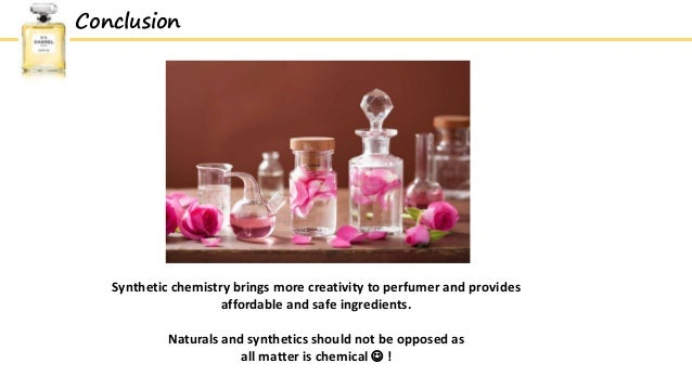 the chemistry of fragrances The chemistry of cosmetics cosmetics are an excellent example of how discoveries in chemistry are part of our day-to-day lives in fact, just reading the composition of any common cosmetic can become a chemistry class: water, emulsifiers, preservatives, thickeners, ph stabilizers, dyes and fragrances, combined in different ratios, for.