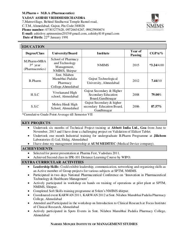 Ashish Yadav Resume