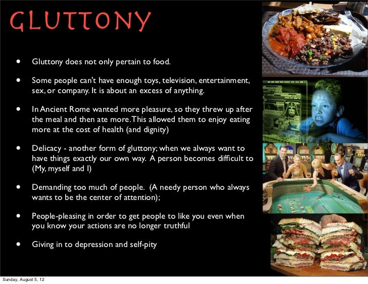 7 Deadly Sins And 7 Virtues