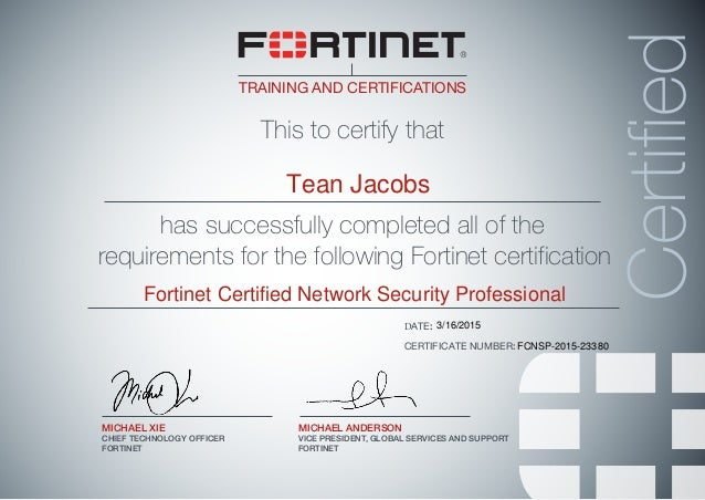 certified wireless security professional pdf