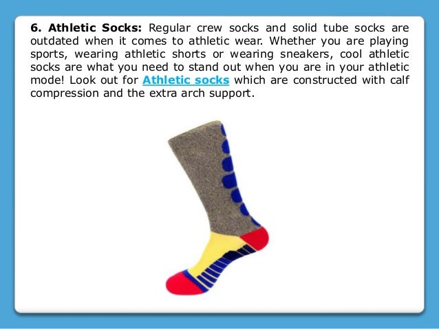 7 Different Types Of Socks