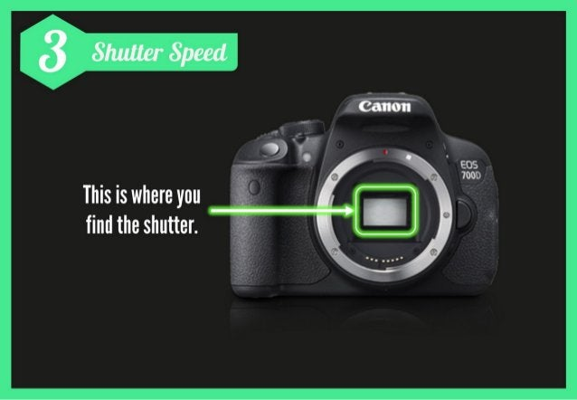 """When a shutter opens and closes,  it looks like this.   'I' 95;""""  E   A 'Q;  L -""""F"""""""