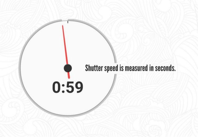 The shutter speed is usually found on the viewfinder or the I00 screen.
