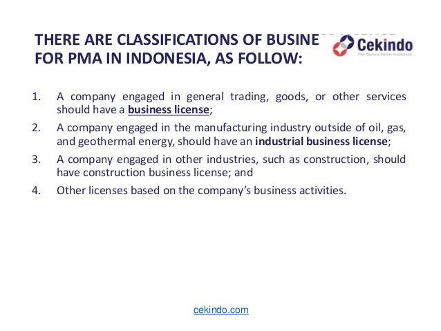 doing a business in indonesia Doing business with families is overall similar to working with any other type of company in indonesia the key is – you need to win them owner by demonstrating how partnering or working with you will bring profit to their business.