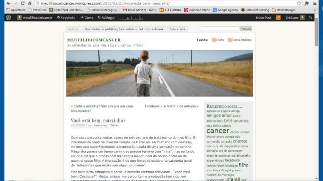 Relação Médico x Blogueiros da Saúde - Dr. Google e o relacionamento médico Slide 3