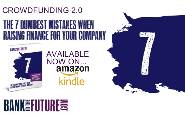 CROWDFUNDING 2.0        AVAILABLE        NOW ON...
