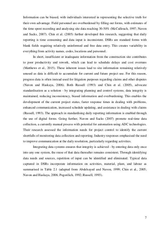 Ryan kalinowski thesis