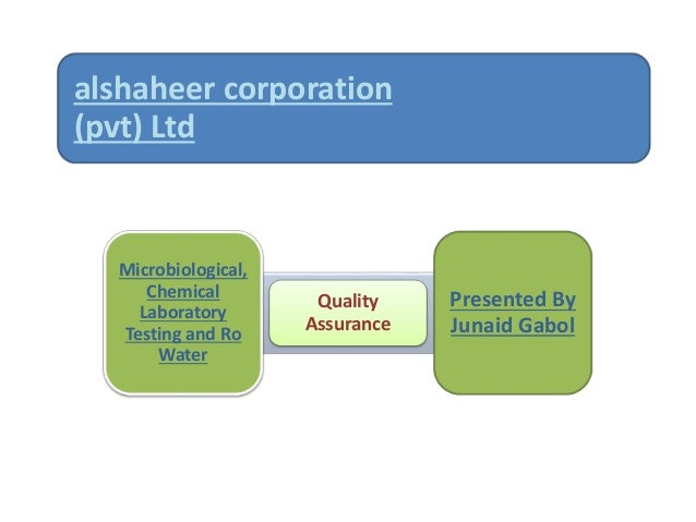 Micro Lab Alshaheer