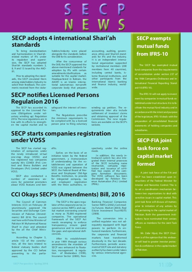 secp on insurance industry in pakistan View naveed anwar's monitoring insurance industry in pakistan as per and takaful companies to secp 3 monitoring insurance industry in pakistan as.