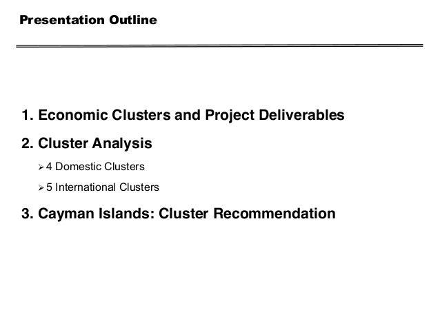 ALS359 Cayman Islands Cluster Project - Presentation Slide 2