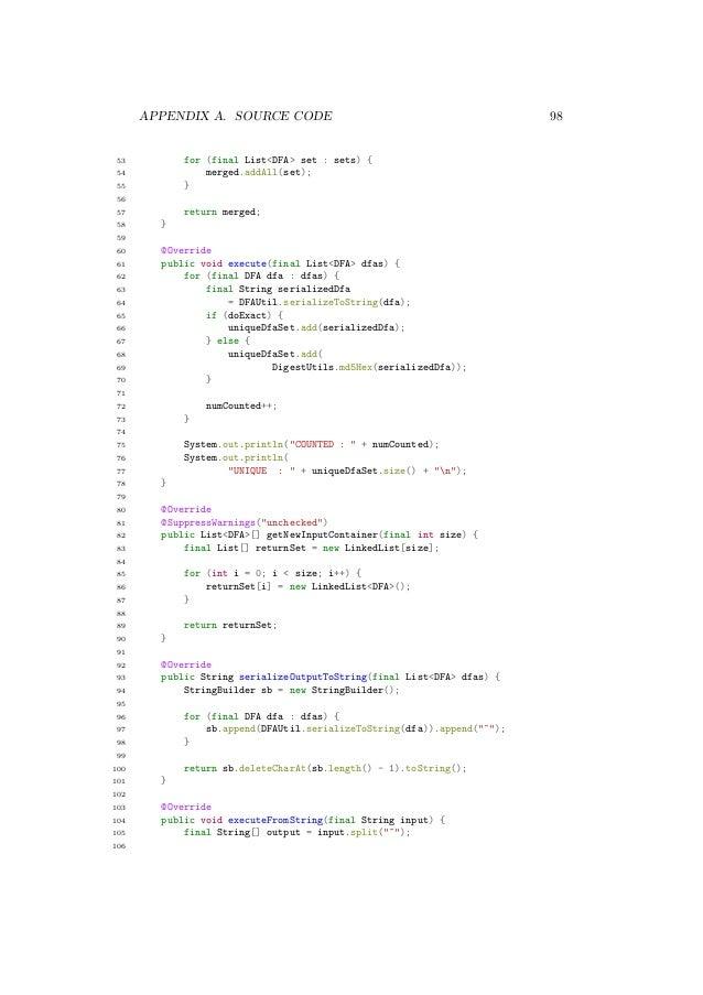 FATKID - A Finite Automata Toolkit - NF Huysamen