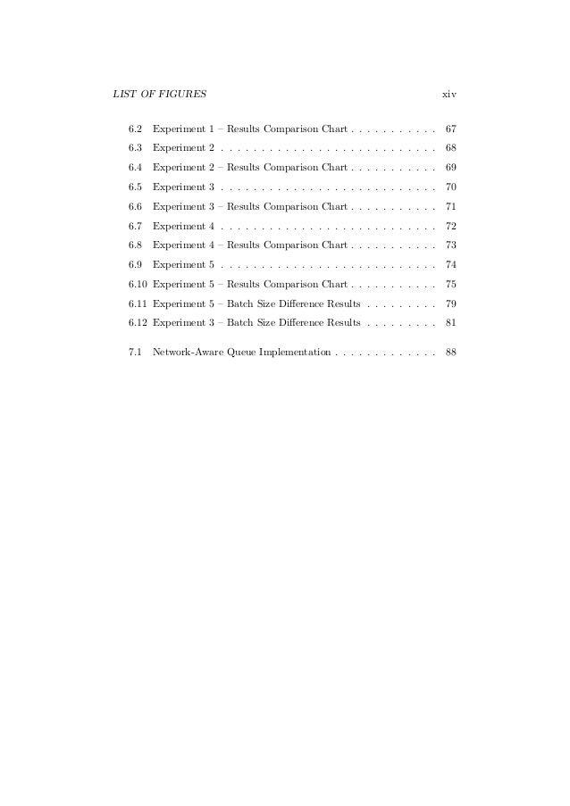 LIST OF FIGURES xiv 6.2 Experiment 1 – Results Comparison Chart . . . . . . . . . . . 67 6.3 Experiment 2 . . . . . . . . ...