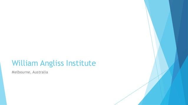 william angliss student handbook