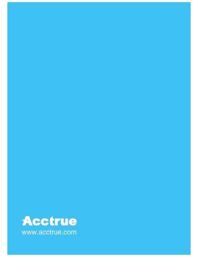 Acctrue Info 2