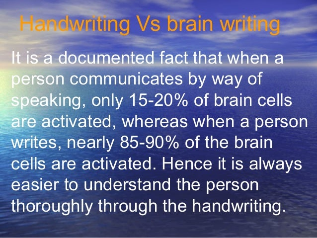 Graphology - PowerPoint PPT Presentation