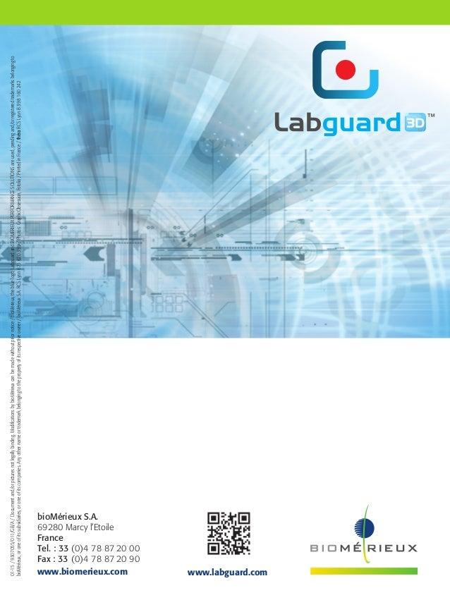 Labguard 3d Technical Brochure