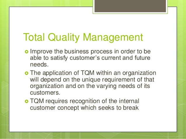 fresher plc should implement total quality management in its organisation Role fresher plc should implement total quality management in its organisation after college skills of financial analyst qualifications health business magazine issue 15 3 volume 15 3 www healthbusinessuk net paramedic care health + care comment business information for healthcare professionals should.