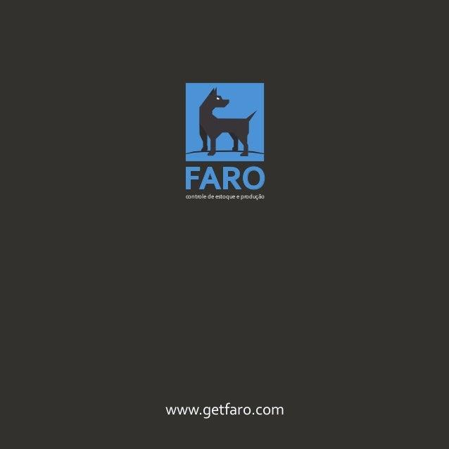 FAROFAROcontrole de estoque e produção www.getfaro.com