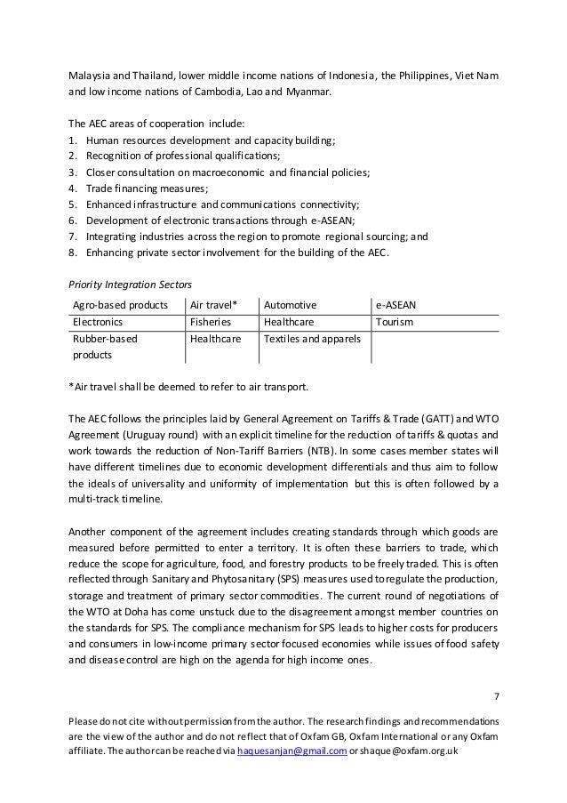 contoh essay aec-ascc