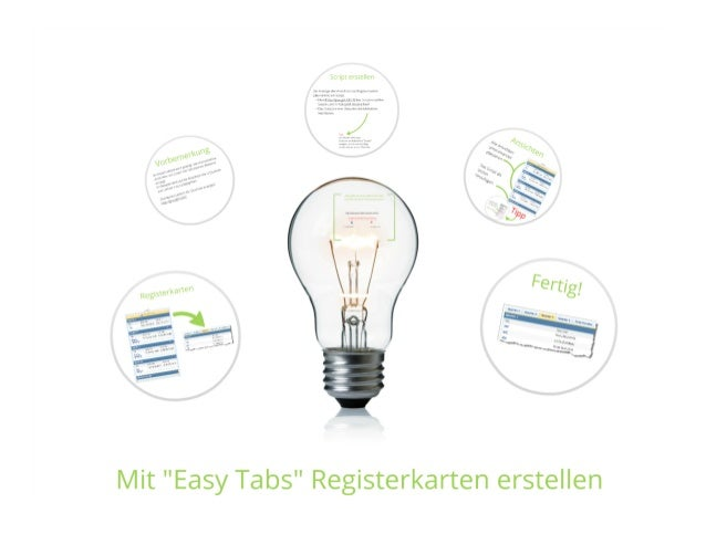 SharePoint Lektion #7: Easy Tabs - Registerkarten in der Anzeige