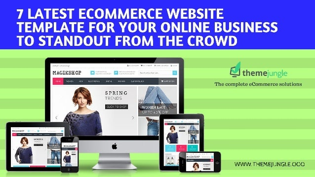 7 e commerce website template for your online business to standout fr website template for your online business to standout from the crowd 1 cheaphphosting Images