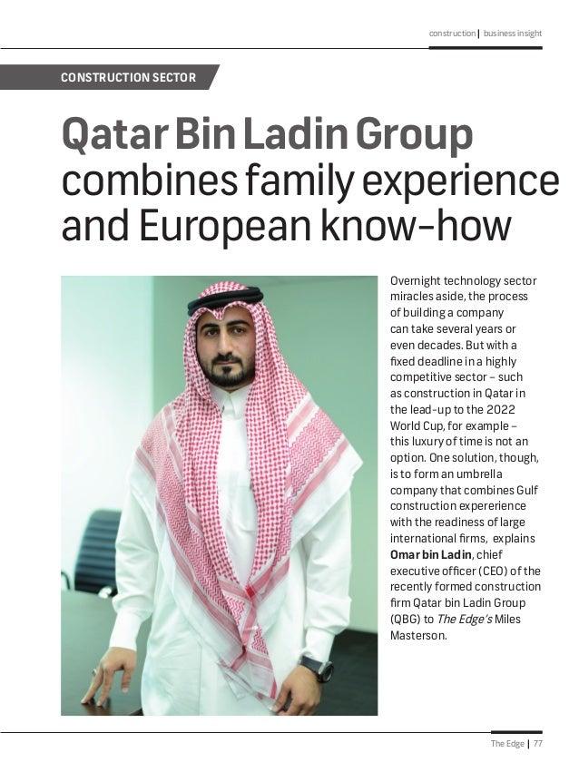Omar Bin Laden 2016