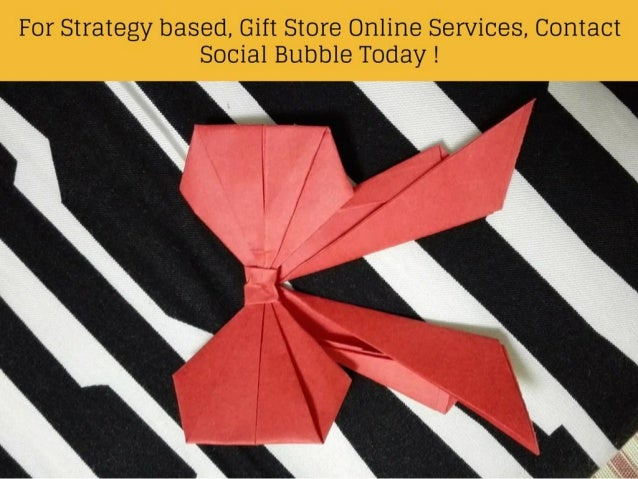 7 effective online advertising tips for gift store business - 웹
