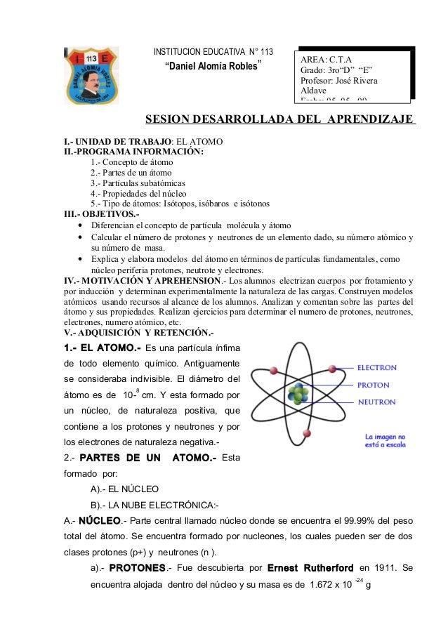 7 El Atomo