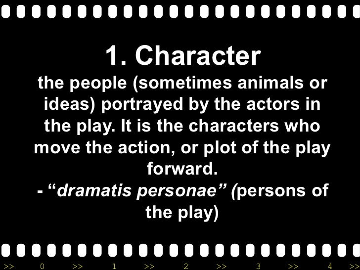 characteristics of modern drama essays