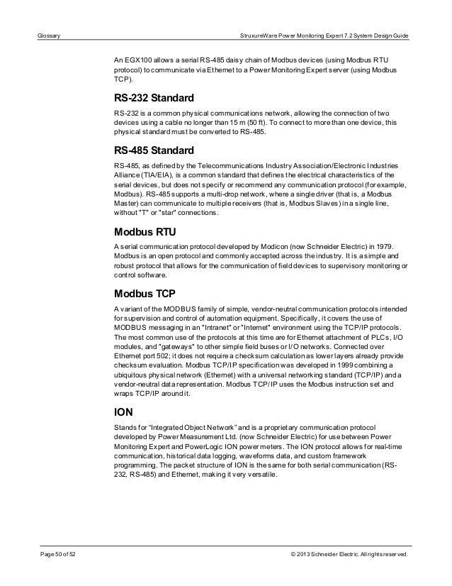 Struxureware power monitoring expert pdf.