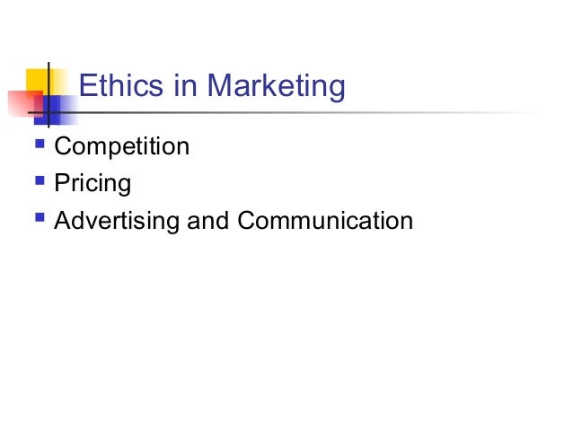 ethics in marketing communication Ethics are the moral principles and values that govern the actions and decisions   marketing communication should be truthful and not by implication, omission,.