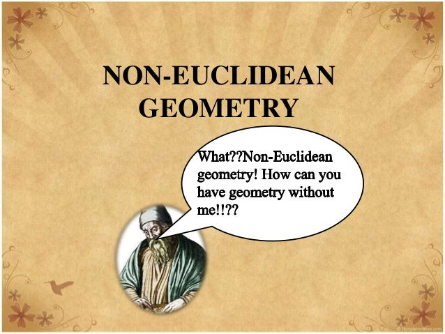 an analysis of euclidean geometry Euclidean geometry is a mathematical study of geometry concerning explanations of terms, points, shape, and flat surfaces based on the assumptions of greek mathematician euclid euclid lived during the reign of alexandria the great in the year 330 bc in the geometric analysis, the texts elements of euclid were the initial.