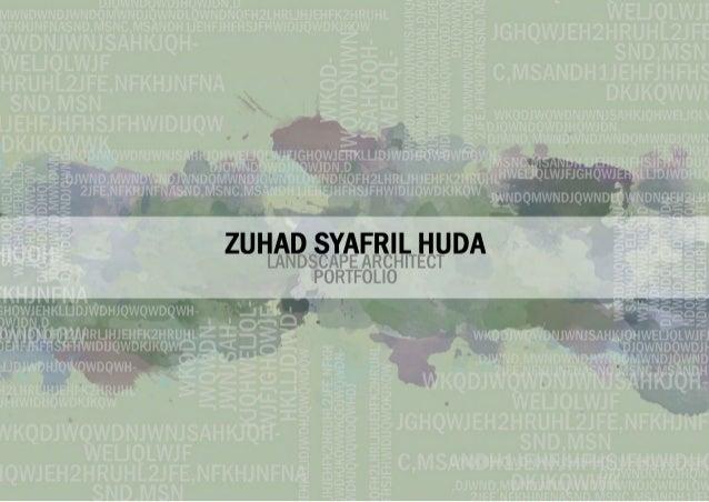 2. Huda's Portfolio