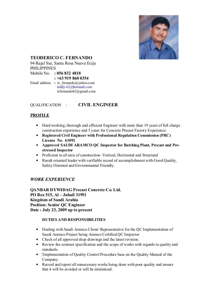 tcf resume updated 05 april  2015