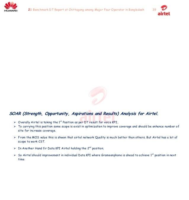 Chittagong GSM_2G BM DT Report